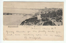 Bournemouth 18 May 1900 Queen Victoria Stamp Harvey Sea Holm Grange Over Sands