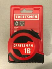 Brand New Craftsman 16 ft. Tape Measure CMHT37216 Free Shipping