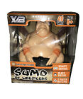 New XIB Sumo RC Wrestler - Black Rikishi Only - Sumo Stage Included!  40 MHZ