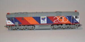 HO Lima NSWR 422 Class Bicentennial Livery Diesel Locomotive DC