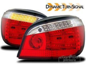 LED Rückleuchten mit dynamischem Blinker für BMW 5 SERIE E60 - 2007-2010