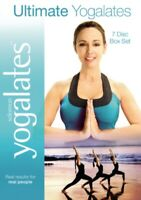 Nuovo Yogalates - Ultimate Yogaletes Collezione Completa DVD
