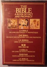 The Bible a book of fact and prophecy (DVD, 1996)