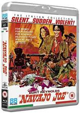Navajo Joe (Blu-ray, 1966, REGION B - PLEASE READ) *BRAND NEW/SEALED*
