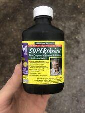 Superthrive Liquid Plant Fertilizer - 4oz. The Original Itami Solution New