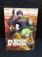 Pumpkin Scissors – The Complete Series (DVD, 2009, 4-Disc Set) Anime Collection