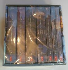 Scholastic Harry Potter The Complete Series 1-7 by J.K. Rowling Paperback Set