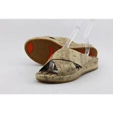 38 Scarpe da donna pantofole, ciabatte beige