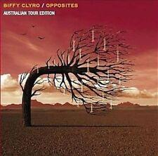 BIFFY CLYRO Opposites Australian Tour Edition 2CD BRAND NEW