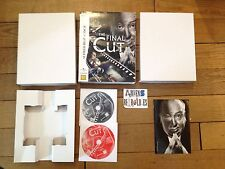 Alfred HITCHCOCK's The Final Cut PC FR Big Box grosse boite carton