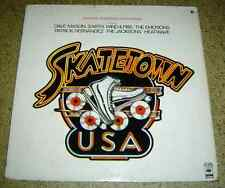 PHILIPPINES:SKATE TOWN USA LP,Jacksons,Heatwave,Earth Wind & Fire,Emotions,DISCO