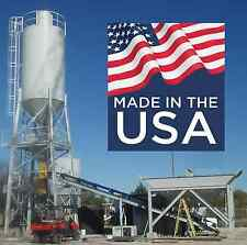 Concrete Plant - New - Made in USA