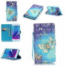 Handy Tasche für Samsung Galaxy Flip Case Schutz Hülle Cover Schale Etui Wallet