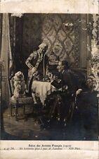 CPA Salon des Artistes Francais 1910 A. LANDINI - Ne bougons plus ! (217699)