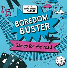 Boredom Buster (Lonely Planet Kids) By Lonely Planet Kids, Nicola Baxter
