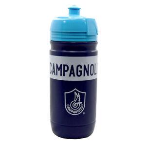 Official Campagnolo Shield Water Bottle Bidon 550ml Blue L'Eroica Brand New