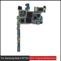 Motherboard Samsung Galaxy Note 2 N7105 Original madre scheda Mainboard Board
