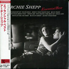 ARCHIE SHEPP QUARTET-ESSENTIAL BEST-JAPAN MINI LP CD C75