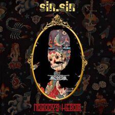 SIN.SIN Nobody's Heroine CD 2017