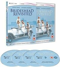 BRIDESHEAD REVISITED the complete series Remastered Edition. 4 discs. New DVD.