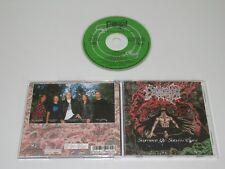 Demigod/Slumber of Sullen EYES (DC 008/spv 084-90822) CD Album