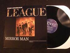 "The Human League - Mirror Man - 1982 Vinyl 12"" Single / Exc./ New Wave Synth Pop"
