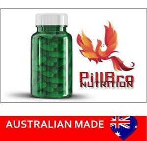 TRIBULUS TERRESTRIS EXTRACT CAPSULES 96% SAPONINS - MADE IN AUSTRALIA
