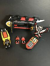 Power Rangers Super Megaforce Legendary Lot 2 Keys Samurai Blade ROBO MORPHERS