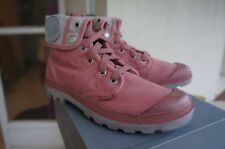 Palladium Us Baggy W, Sneakers Hautes femme, Rose (911 Old Rose/Vapor), 40 EU
