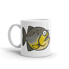 Piranha Fish High Quality 10oz Coffee Tea Mug #4651