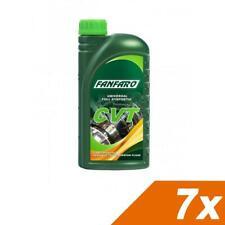 7x1L FANFARO CVT Fluid Transmision Oil CVTF-J1 CVTF-J4 CVT23 NS-2 G 052 180