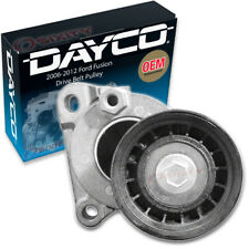 Dayco Drive Belt Pulley for 2006-2012 Ford Fusion 2.3L 2.5L L4 - Tensioner rf