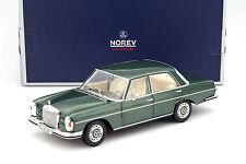 MERCEDES-BENZ 280 SE (W108) 1968 Green metallic - 1/18 - NOREV