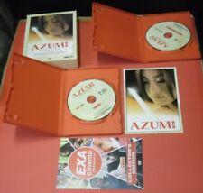 AZUMI 1- death or love- BOX COFANETTO- EDITION- CONTIENE 2 DVD + cartolina