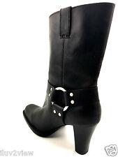Michael Kors Rriding Harness Women's Brown Boots Size 9 Usa. Eur.39  UK.7