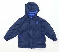 Karrimor Boys Blue Coat Age 5-6 Years