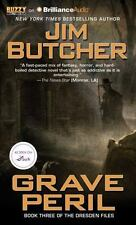 The Dresden Files: Grave Peril 3 by Jim Butcher (2014, MP3 CD, Unabridged)