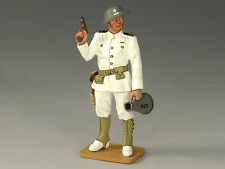 King & Country USN002 Officer With Pistol & Loud Hailer