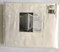 Nordstrom Home Twin Sheet Set 400 Thread Count 3 Piece Cotton Sateen Modern New