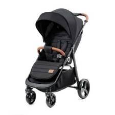 Kinderkraft Grande Schwarz Kinderbuggy Kinderwagen Buggy