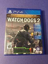 Watch Dogs 2 GOLD Edition ** Season Pass + Bonus DLC ** (PS4) NEW