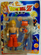 DRAGONBALL DRAGON BALL Z 5'' SON GOTEN ACTION FIGURE w/ WEAPONS MOSC SEALED