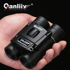 UK qanliiy 20x22 TASCABILE MINI Portatile HD NIGHT VISION Binocolo Cannocchiale
