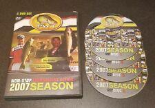 PWT 2007 Season (DVD) In-Fisherman Professional Walleye Trail fishing tournament