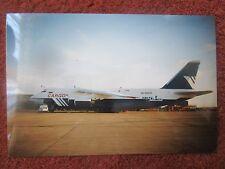 WAYNE CLUITT PHOTO AVION AIRCRAFT ANTONOV AN-124-100 POLET FLIGHT RA-82075
