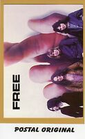 FREE POSTAL NUEVA SIN SELLAR. POSTCARD. NEW. UNPOSTED