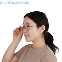 de lunettes lunettes chaîne lunettes collier l'usure des yeux accessoires