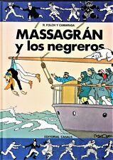 MASSAGRÁN 5: Y LOS NEGREROS de Madorell. Castellano.