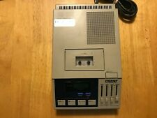 Sony Bm-805 Micro Transcriber Tested And Works