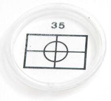 """Underwater Range Finders 28mm 35mm and Blank 2"""" Diameter - Used V478"""